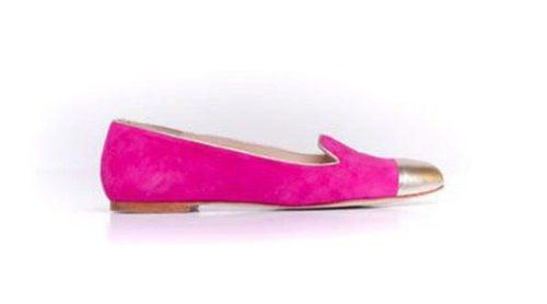 Roberto Verino crea una línea de bailarinas y slippers para la temporada estival 2013