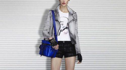 Karl Lagerfeld lanza su colección de bolsos 'Karl' para la primavera/verano 2013