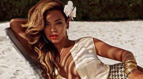 Beyoncé, disgustada con H&M por el uso del Photoshop en su campaña