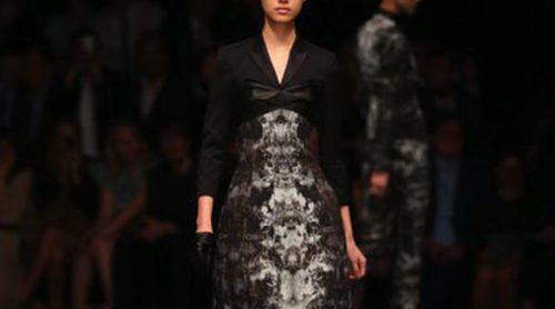 Hugo Boss propone un otoño/invierno 2013/2014 clásico y monocolor en el Shanghai Fashion Show
