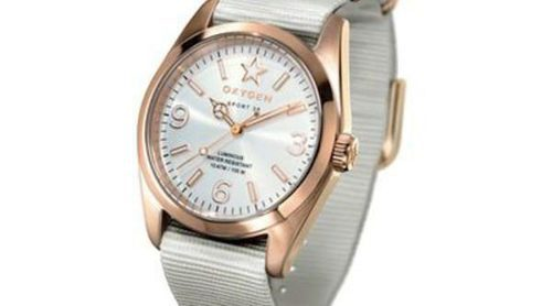 Oxygen presenta su nueva colección de relojes para la primavera/verano 2013