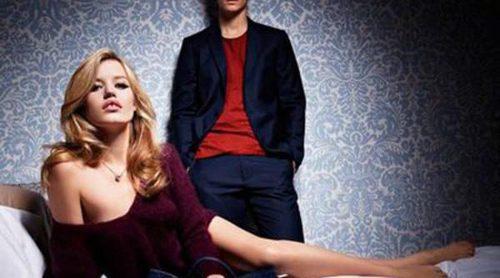 Georgia May Jagger y su novio Josh McLellan protagonizan la campaña otoño/invierno 2013 de Sisley
