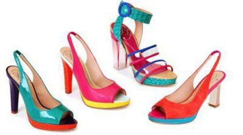 'Latin Beat', la colección de calzado vitaminado de BF para  este verano 2013