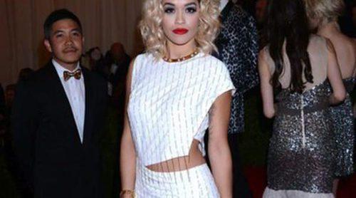 Rita Ora sustituye a Georgia May Jagger como la nueva Material Girl de Madonna