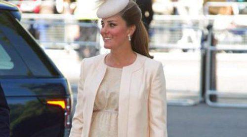 Los vestidos: el 'must have' de los looks premamá de la Duquesa de Cambridge
