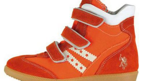 U.S. Polo Assn. apuesta por sneakers y zapatillas de esparto en su colección de niños verano 2013