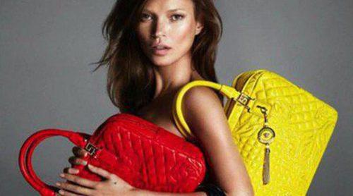 Donatella Versace desnuda a Kate Moss para presentar su colección otoño/invierno 2013