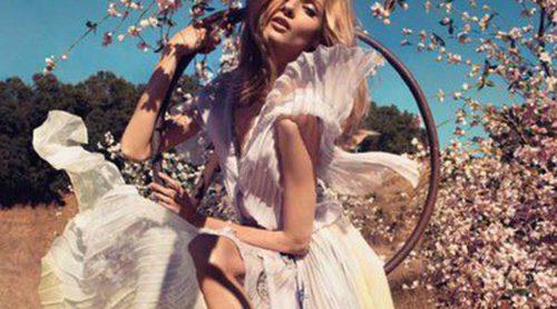 El idílico cuento de hadas de Blumarine con su campaña primavera/verano 2013