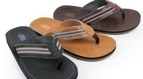 Xti ofrece una amplia gama de sandalias en su colección masculina primavera/verano 2013