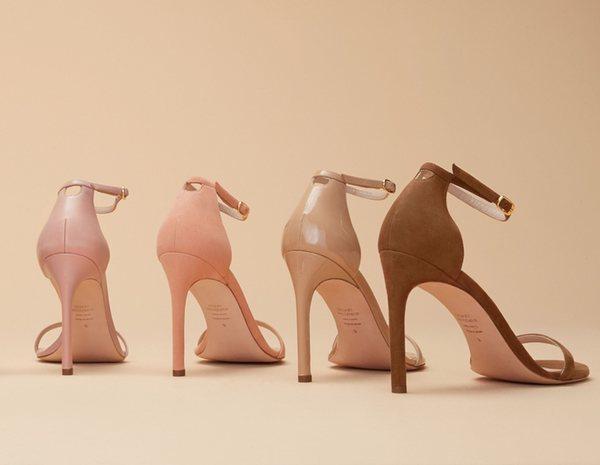 2fd53b87b Zapatos nude: guía de estilo - Bekia Moda