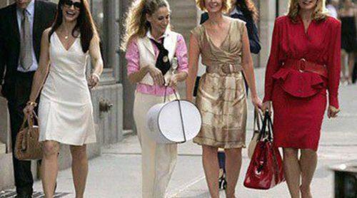 La moda en 'Sexo en Nueva York'