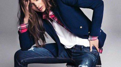 Miranda Kerr repite como imagen de Mango para la colección otoño/invierno 2013/2014