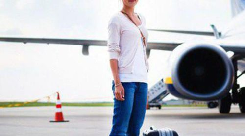 Moda para viajar en avión: cómoda y guapa