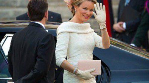 Look coronación: las apuestas de Matilde de Bélgica en la ceremonia de investidura