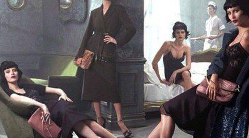 Louis Vuitton transforma en morena a Gisele Bündchen para su campaña otoño/invierno 2013/2014