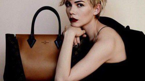 Louis Vuitton contrata a Michelle Williams como imagen de sus bolsos