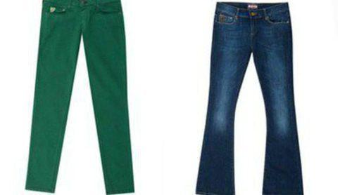 Lois vuelve a los pantalones de pana y terciopelo en su colección otoño/invierno 2013