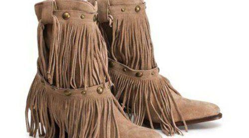 Conviértete en una cowboy bohemia con la colección otoño/invierno 2013 de Sendra