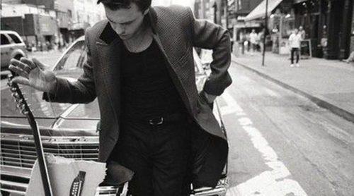 Michael Pitt protagoniza la primera campaña masculina de Rag & Bone