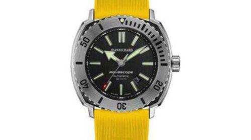JeanRichard presenta una línea de relojes en colores vivos y juveniles para el verano 2013