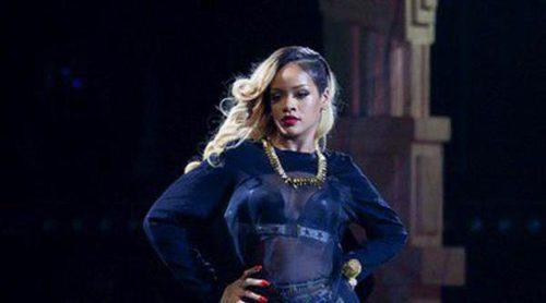 Rihanna vence en un juicio contra Topshop e impide que la firma venda camisetas con su imagen
