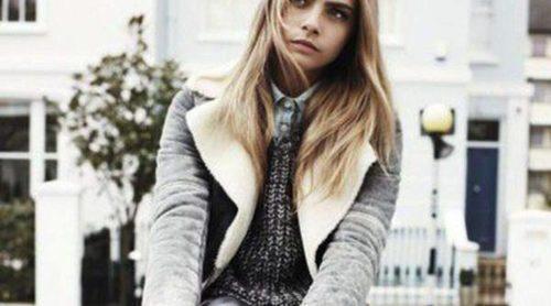 Pepe Jeans repite con Cara Delevingne para la campaña de su colección otoño/invierno 2013/2014