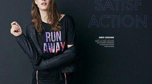 Oysho lanza 'Gymwear 2013', su nueva colección de ropa deportiva