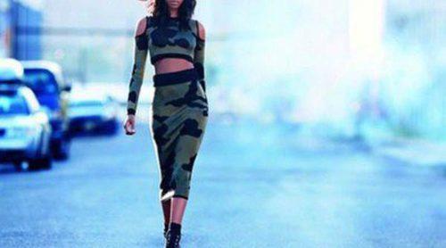 Rihanna y River Island regresan con una nueva colección para el otoño/invierno 2013