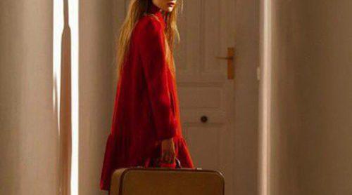 Cate Underwood, la nueva imagen de Hoss Intropia para el otoño/invierno 2013