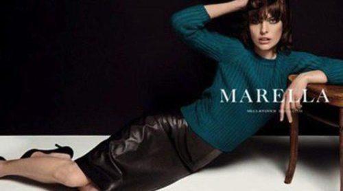 Marella apuesta por Milla Jovovich como embajadora de sus propuestas invernales para este 2013