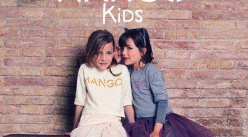 Mango debuta en el diseño de ropa infantil con el lanzamiento de 'Mango Kids'