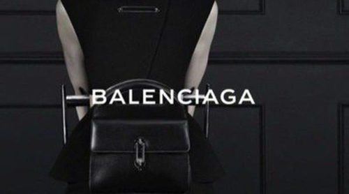 Kristen McMenamy presenta la colección otoño/invierno 2013 de Balenciaga