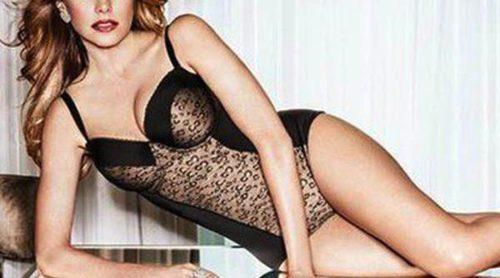 Sofía Vergara, más sexy que nunca para promocionar sus diseños de lencería