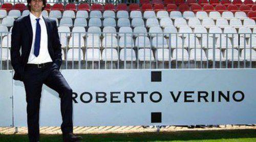 Roberto Verino viste al Atlético de Madrid esta temporada 2013/2014
