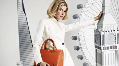 L.K. Bennett presenta su campaña otoño/invierno 2013 con Rosamund Pike