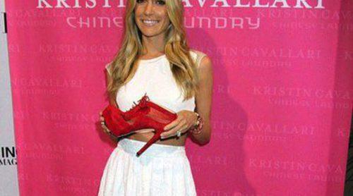 Kristin Cavallari presenta 'Chinese Laundry', su nueva colección de zapatos