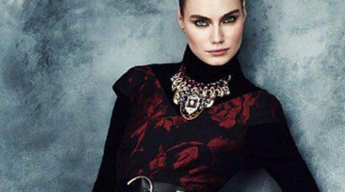 Marks and Spencer propone una línea de vestidos con los que estilizar la figura y reducir una talla