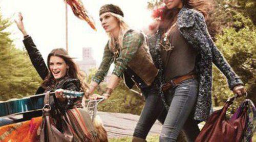 Nine West lanza la línea de calzado y bolsos 'Urban Boho' para la temporada otoño/invierno 2013
