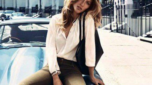 Gisele Bündchen debuta como cantante en la nueva campaña otoño/invierno 2013 de H&M