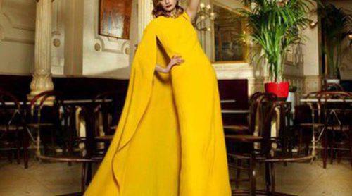 Dolores Promesas presenta una exquisita y refinada colección otoño/invierno 2013 inspirada en la Belle Époque