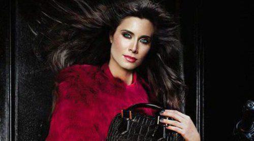 Maria Mare vuelve a apostar por Pilar Rubio como imagen de su colección otoño/invierno 2013/2014