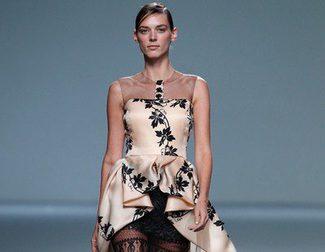 Victorio&Lucchino apuestan por los estampados florales en su colección primavera/verano 2014 en Madrid Fashion Week