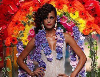 Francis Montesinos pone las notas de color a la Madrid Fashion Week en el desfile de su colección primavera/verano 2014
