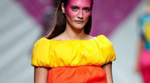 Ágatha Ruiz de la Prada nos trae el desfile primavera/verano 2014 más divertido e innovador de la Madrid Fashion Week