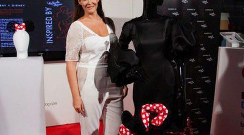 Vicky Martín Berrocal presenta junto a Minnie Mouse su colección 'Inspired by Minnie'