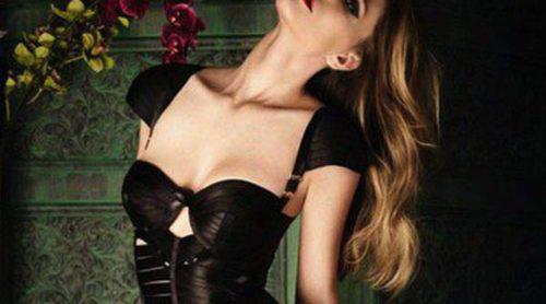 Bordelle juega con el concepto de la dominación en su colección de lencería otoño/invierno 2013