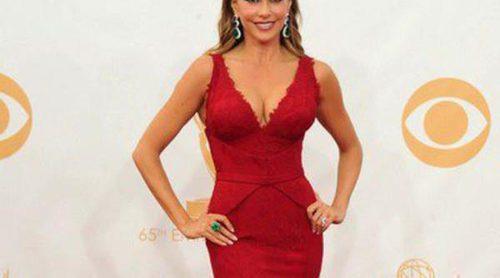 Sofía Vergara, Cobie Smulders y Jessica Paré, entre las mejor y peor vestidas de los Premios Emmy 2013