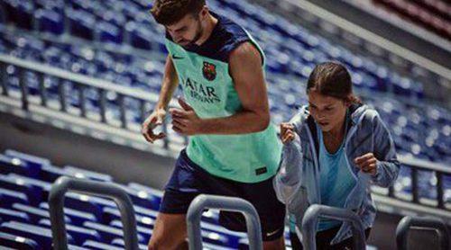 Nike apuesta por Jessie J y Gerard Piqué como embajadores de los 25 años del lema 'Just do it'