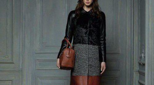 Longchamp propone el cuero y la piel como imprescindibles este otoño/invierno 2013/2014