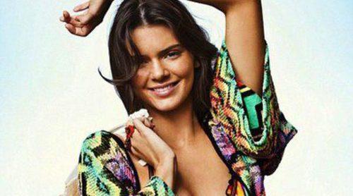 Kendall Jenner se suma a la campaña de bikinis de Agua Bendita